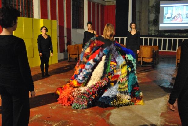 Pelle d'oca a The Others Fair 2013, Torino.